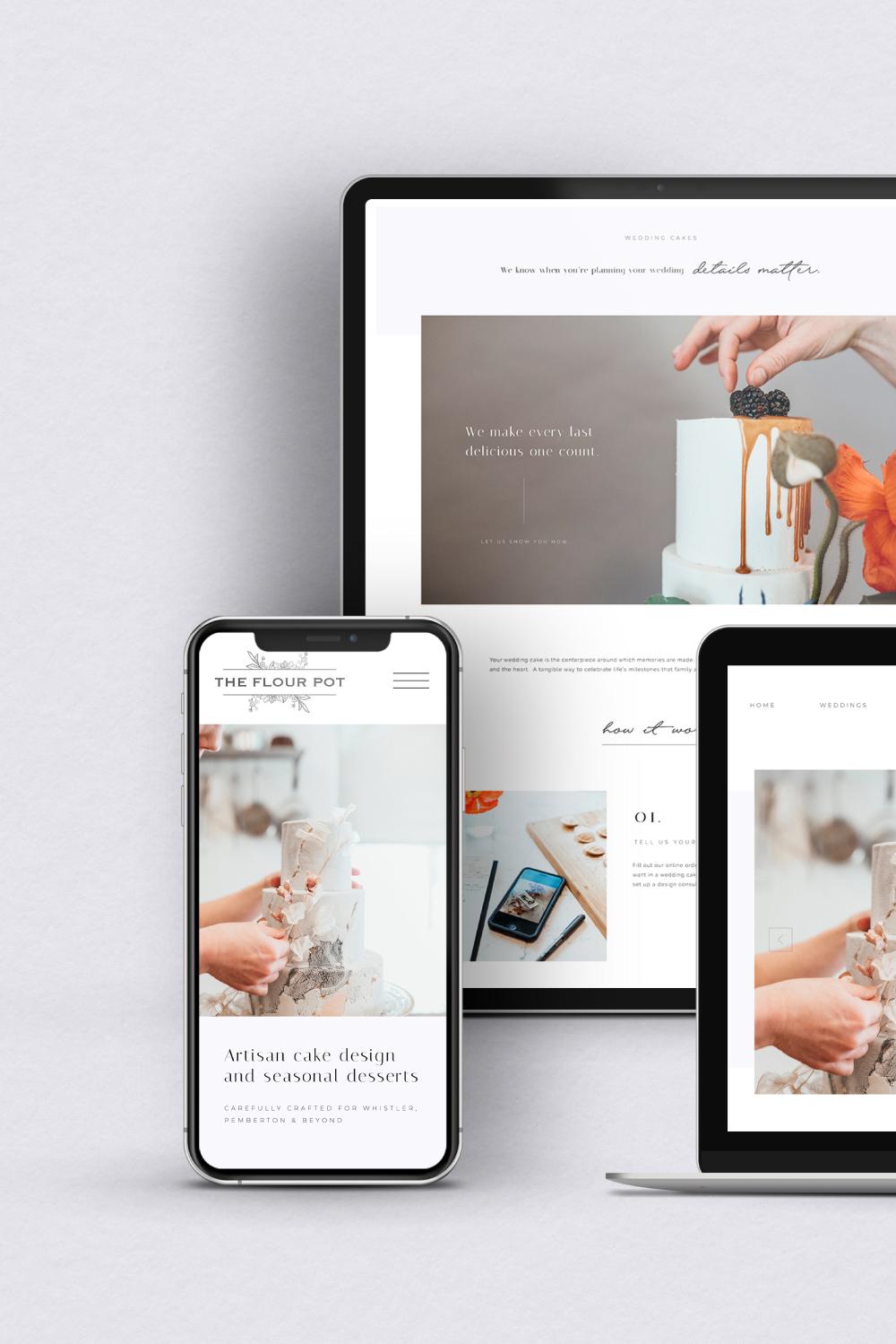 Featherlite Designs | Vancouver Island Web Design + Branding
